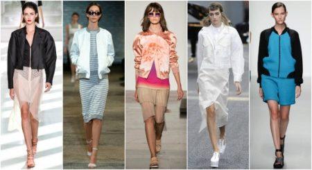 65ff9e9c031 Летние женские куртки – что может быть лучше прохладным вечером!
