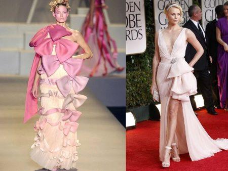 Luky kyjakov vyzerajú elegantne. Tieto luxusné šaty budú vyzerať dobre na  slávnostné udalosti. 4cb196c28e2