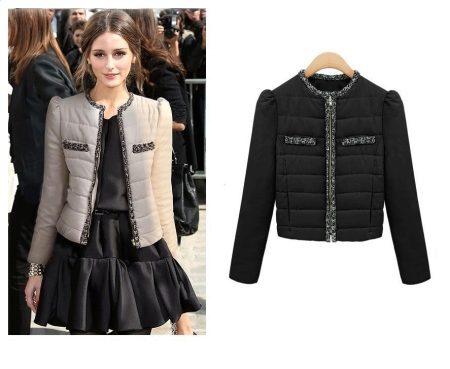 Куртка и юбка на синтепоне