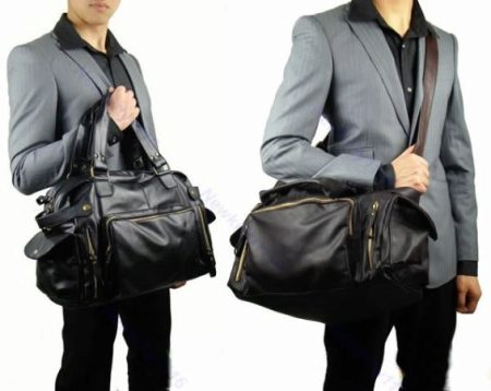 Кожаные дорожные сумки (47 фото): мужские и женские, холщовая, из натуральной кожи, из искусственной кожи, большая
