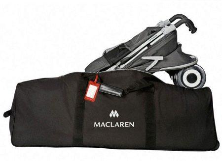Сумка-чехол для перевозки или переноски коляски-трости: модели Maclaren, Stokke