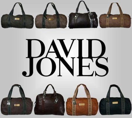 Сумки David Jones (Дэвид Джонс) 2018 (32 фото): отзывы, мужские, женские, из экокожи