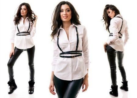 c133a48132e Главным поклонником белой рубашки среди создателей мира моды был Джанфранко  Ферре. В каждой своей коллекции он как-будто создавал её заново.
