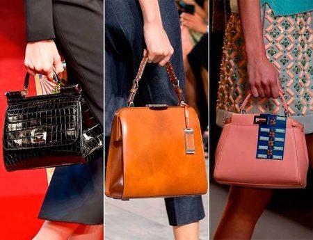 Модные женские сумки 2018 (130 фото): тенденции, весна