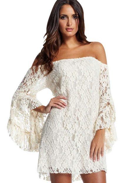 Платье женское VAY 2218, р: 48;Цвет: 3103 серый в