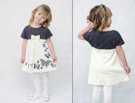 df1b43dd906e4b9 Платья для девочек 4-5 лет (61 фото): красивые, модные, длинные ...