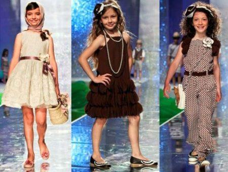 Красивые платья для 10 летних девочек