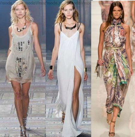 01476515f3f3 Летние платья и сарафаны 2019 (98 фото): фасоны, красивые модели ...