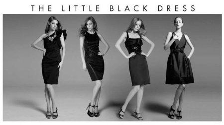 Модель платья коко шанель