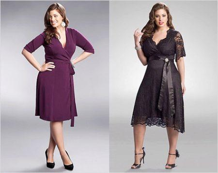 90d0ba5fc33 Платья для полных женщин (106 фото) 2019  больших размеров