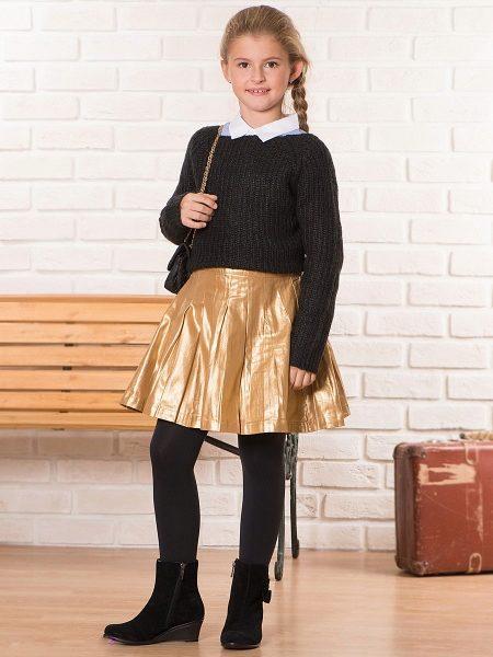 Колготки и юбки для мальчиков