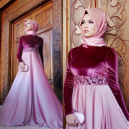 платья фото для мусульманок