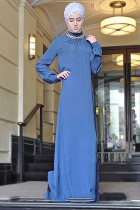 Фото красивых платьев мусульманских
