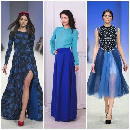 3556308c158 Длинные новогодние платья в грядущем сезоне — это коллекции сказочной  красоты