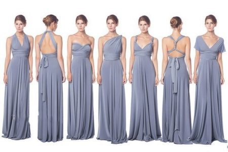 edf16e2d015 Платье-трансформер – будь неповторимой!