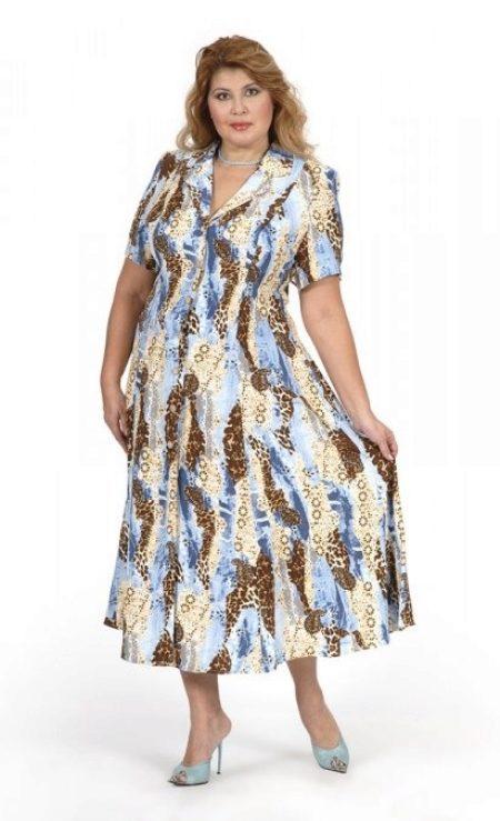 Фасоны для цветного платья