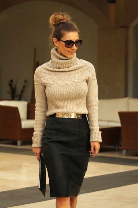 Стильные юбки и пиджаки