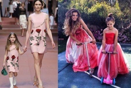Самые красивые платье для детей