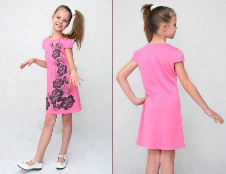 0202200c245 Если платье предназначается для теплого времени года