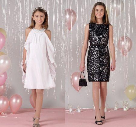 Платья для девочек подростков (76 фото)  13 e4e6404682251