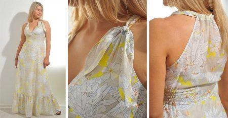 Сарафаны платья из ситца