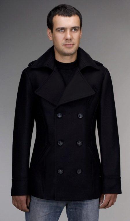 Классический фасон должен быть двубортным с двумя рядами пуговиц.  Большинство вариантов также украшает пояс с металлической пряжкой. Однако  само пальто ... 85b429df47e