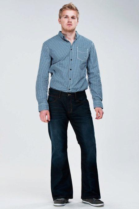 0e6fcc14622 Мужские штаны 2019 (141 фото)  модные виды