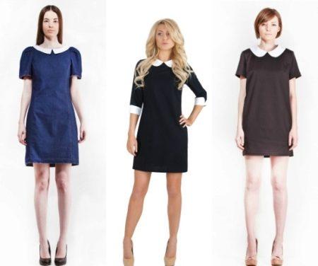 Формы красивый платьев