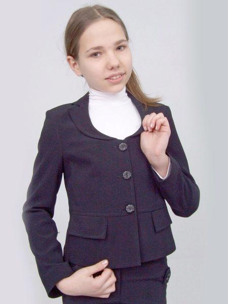 Пиджак и юбка костюм для школы