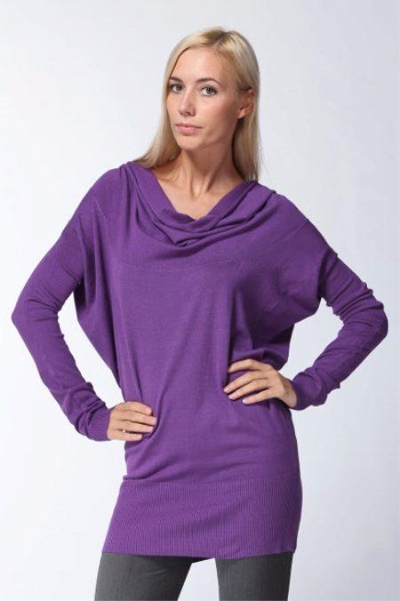 42315bcea6b Не давно купленная блузка потеряла свою форму после стирки. С трикотажной  туникой такого не произойдет. Трикотаж обладает определенными свойствами