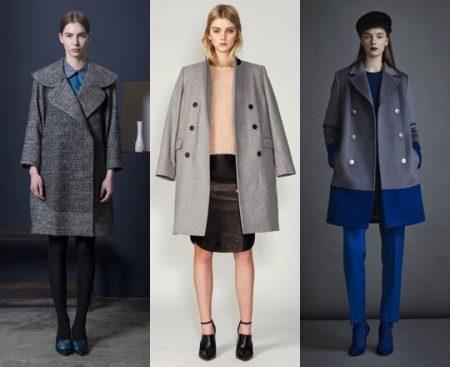 Женское молодежное пальто 2018 (68 фото): с капюшоном, прямое, на синтепоне, длинное