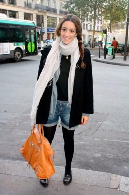 Женское пальто-пиджак (65 фото)  с чем и как носить ffdc97102161e