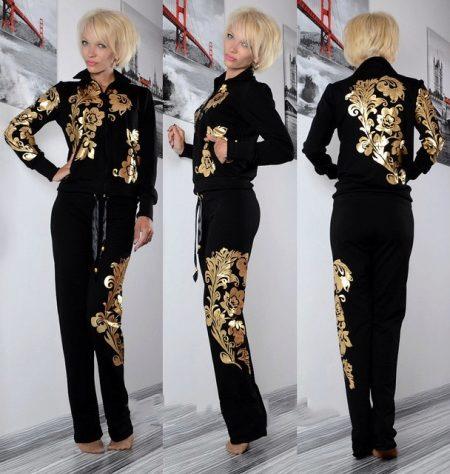 Выбор спортивного костюма – это занятие увлекательное, но ответственное.  Широкое многообразие моделей спортивной одежды производства Турции на  сегодняшний ... d54e10e2412
