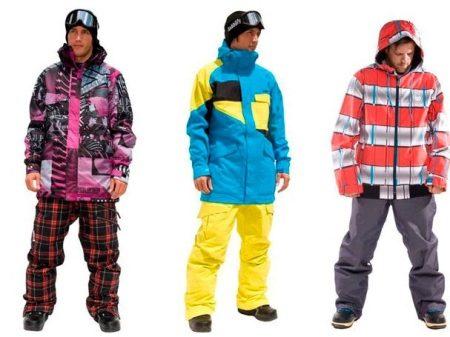 87af5b66f8a6d Мужской горнолыжный костюм: лыжный костюм для мужчин, для беговых ...