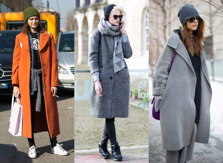 шапка под пальто 101 фото какую шапку носить и какая подойдет к