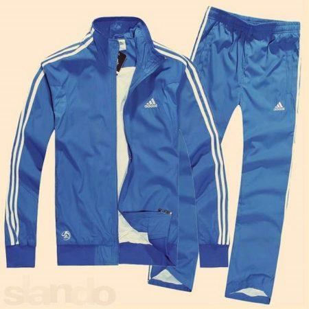 c8af28f5 Зеленый комплект для мужчин Adidas Palmeiras состоит из олимпийки с  коротким воротником и штанов, подойдет для занятий в спортзале или  домашнего ...