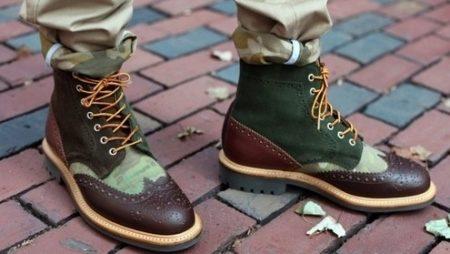 Броги (90 фото): обувь броги, зимние ботинки и туфли, что это такое и чем отличаются от оксфордов, высокие и кожаные