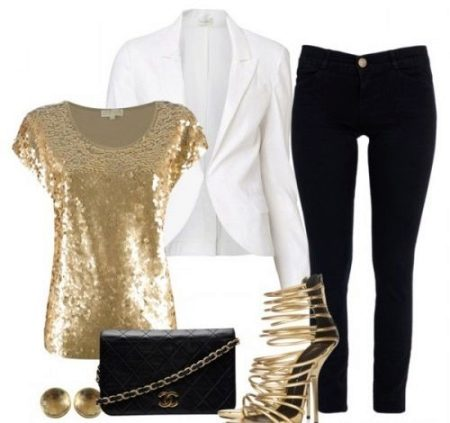 Золотые босоножки: с чем носить босоножки золотистого цвета на каблуке, танкетке или шпильке