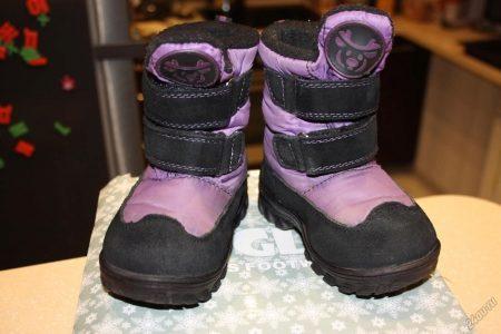 Детские зимние ботинки (63 фото): для девочек и подростков на зиму, утепленные на натуральном меху