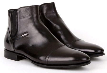 Мужские итальянские ботинки: модели брендов Италии, зимние на натуральном меху