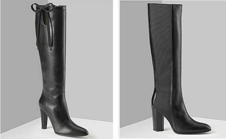 9fe0c33e4 Обувь имеет хорошее, высокое голенище, молнии на всех моделях идут вдоль  всей длины и имеют очень качественный бегунок, которым удобно застёгивать  сапоги.