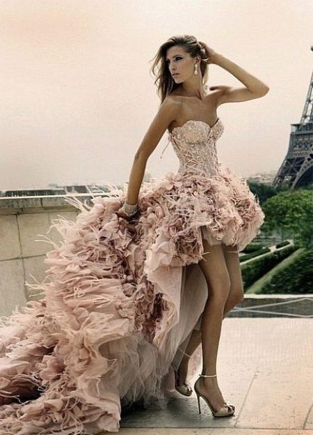 Красивые юбки с корсетом