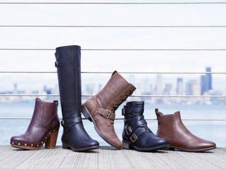 Женские итальянские ботинки: зимние на натуральном меху брендов Италии