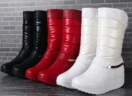 Зимние женские дутики (89 фото): сапоги на зиму, обувь, финские ботинки, отзывы, высокие и короткие, белые и теплые