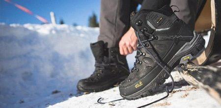 Зимние мужские треккинговые ботинки: jack wolfskin и мамут туристические, отзывы