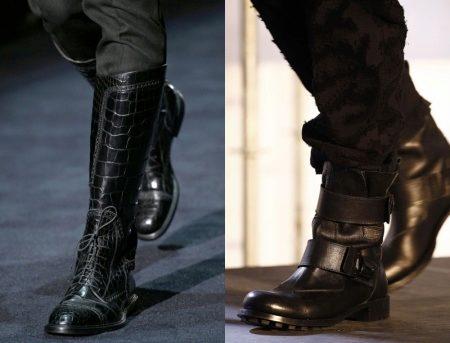 b4f48bf00f9 Kvalitatiivsed meeste saapad ei piira liikumist, ärge hõõruge ja samal ajal  kindlalt fikseerige jalga. Pidage meeles, et tervis ei ole mitte osta, ...