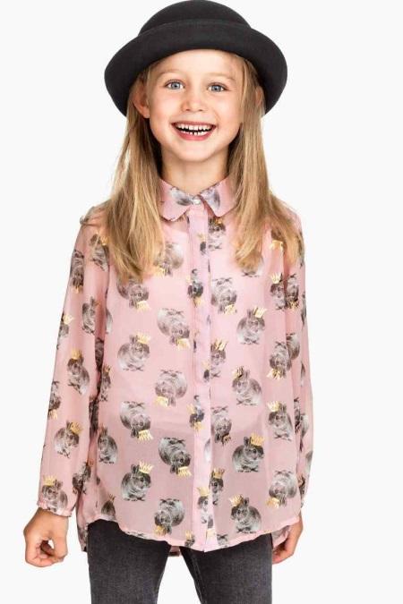 Детская одежда H&M: верхняя одежда для детей, малышей и ...
