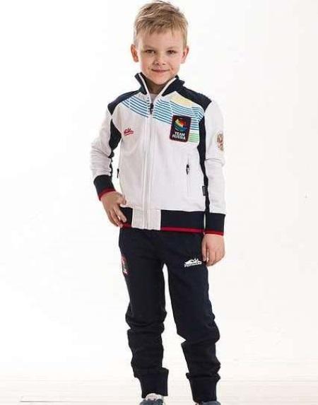 940523f6 Детская спортивная одежда: модели для детей, костюмы для девочек и ...