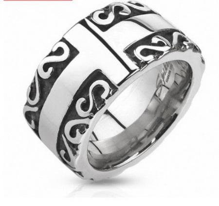 Мужские кольца (140 фото): красивые с рубином и изумрудом для мужчин на мизинец и большой палец, из стали и платины