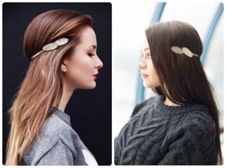 Ободок (38 фото): канзаши для волос, из бисера, из бусин, на голову, красивые, с камнями